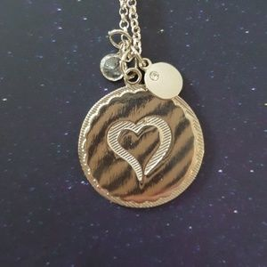 Jewelry - Heart  Charm Necklace